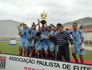 AD Guarujá ADG campeã Copa São Paulo (Foto: Divulgação)
