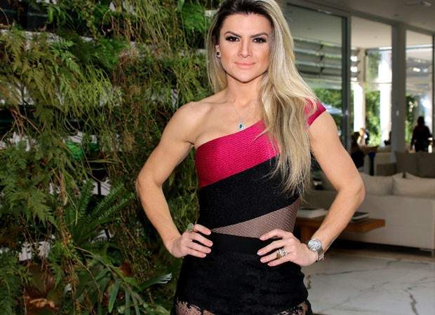 Mirella Santos (Foto: Thiago Duran/AgNews )