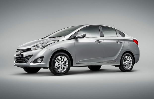 Hyundai HB20S 2014 (Foto: Hyundai)
