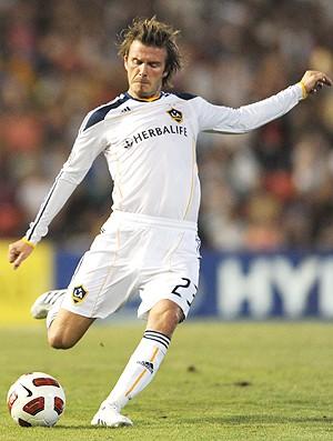 David Beckham Galaxy (Foto: EFE)
