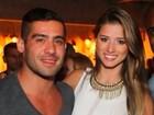 Angela Sousa posta foto com Yuri e se declara: 'Saudade que não cabe'