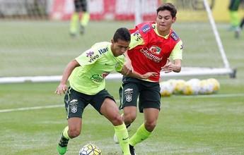 Volante Kazu, do Luverdense, busca se firmar na Seleção Brasileira Sub-18