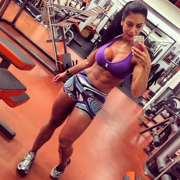 Morena top de legging no mercado brunette legging 150 - 2 part 3