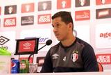 """Fabiano Eller relata perseguição de torcedores: """"Eles jogaram um martelo"""""""