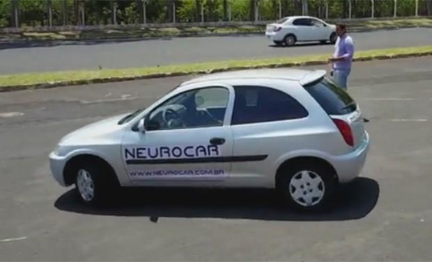 Projeto Neurocar (Foto: Reprodução)