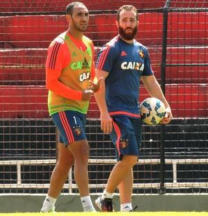 Rodrigo Mancha (Foto: Lucas Liausu (GloboEsporte.com))