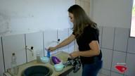 Dica da Lucy: aprenda a tirar mancha de desodorante das roupas