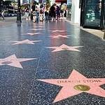 Calçada da fama (Foto: Arquivo Google)