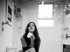 Giovanna Lancellotti deixa pernas à mostra em fotos sexy sem Photoshop