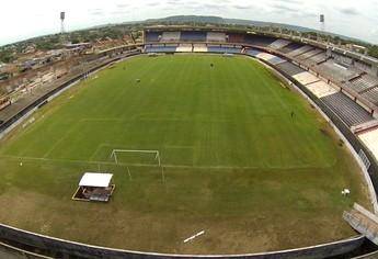 Estádio Colosso do Tapajós  (Foto: Reprodução: Tv Tapajós)