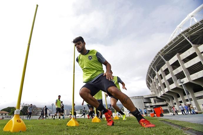 Ronaldo Botafogo (Foto: Vitor Silva / SSPress)