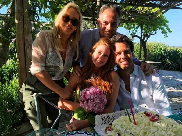 Marina Ruy Barbosa em família (Foto: Reprodução/Instagram)