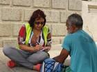 Mapeamento de pessoas em situação de rua é realizado em Garanhuns, PE