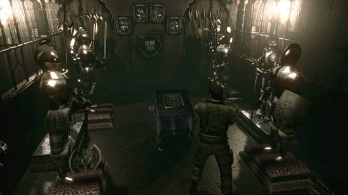 A belíssima iluminação do jogo era um ponto forte desde o original em 2002 (Foto: Ganewo)