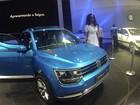 Salão do Automóvel expõe veículos de montadoras do Vale do Paraíba