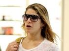 'Nunca quis ser famosa', diz Priscila Fantin a jornal