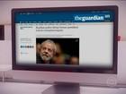 Imprensa internacional destaca operação na casa de Lula