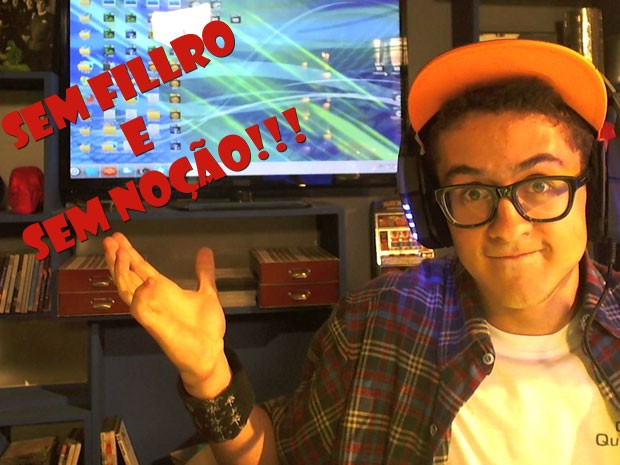Curtiu? Vai ver se o Orelha tá online! Ou no Emmy!!! (Foto: Malhação / Tv Globo)