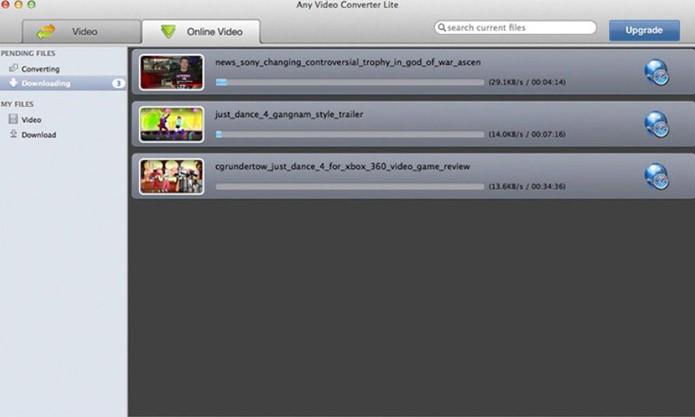 Any Video Converter permite converter vários vídeos ao mesmo tempo (Foto: Divulgação)