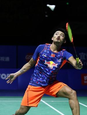 Lin Dan, badminton (Foto: AFP)