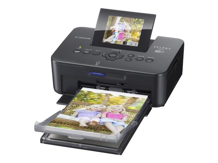 Canon Selphy CP 910 é a que apresenta melhor qualidade de impressão da lista (Foto: Divulgação/Canon)