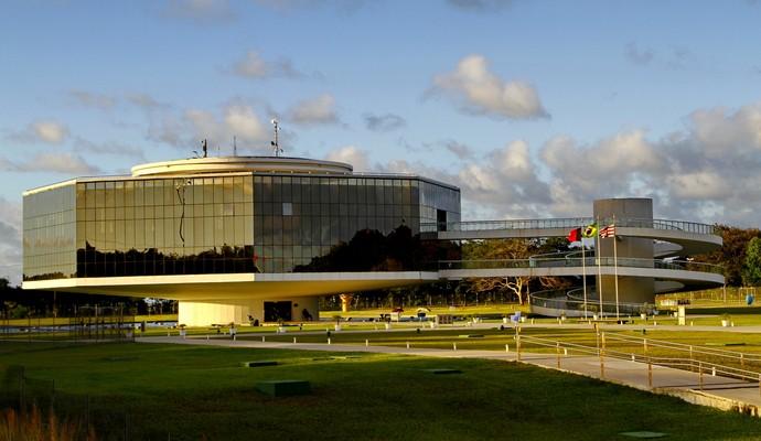Estação Ciência de João Pessoa (Foto: Kleide Teixeira / Jornal da Paraíba)