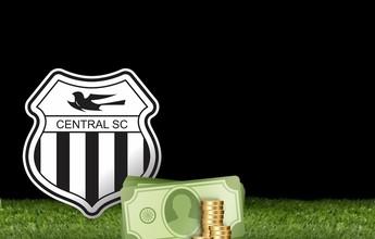 Central estipula folha salarial em torno de R$ 85 mil para o Pernambucano