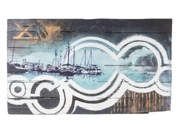 Exposição reúne 15 obras de artistas que fazem parte de acervo (Foto: Divulgação)