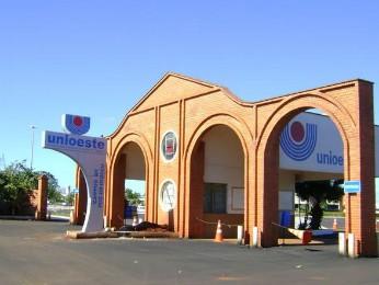 Inscrições devem ser feitas diretamente na Unioeste até 13 de fevereiro (Foto: Unioeste / Divulgação)