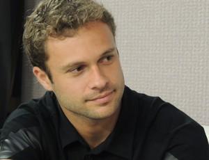 Zagueiro Rafael, do Joinville (Foto: Vitor Vieira de Oliviera / globoesporte.com)