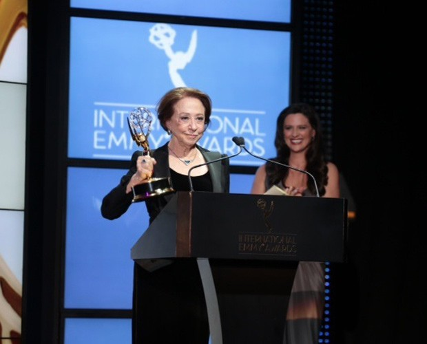 Fernanda Montenegro é eleita Melhor Atriz no 41º Emmy Internacional (Foto: Globo/Luiz C Ribeiro)