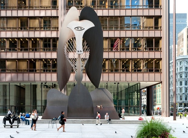 Picasso Chicago Playground (Foto: Dan DeLuca/Flickr)