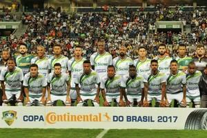 Luverdense, Copa do Brasil (Foto: Maico Gaúcho/Luverdense EC)