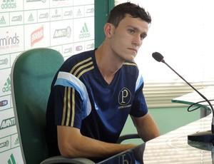 Nathan do Palmeiras (Foto: Felipe Zito)