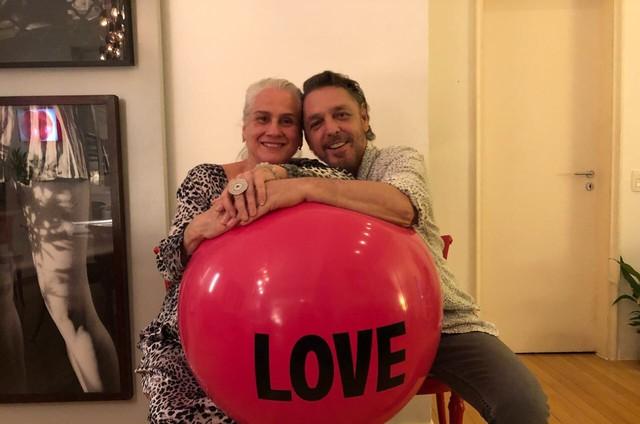 Vera Holtz e Guilherme Leme (Foto: Divulgação)