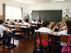Oito escolas de Lages retomaram as atividades nesta segunda (Foto: Prefeitura de Lages/Divulgação)
