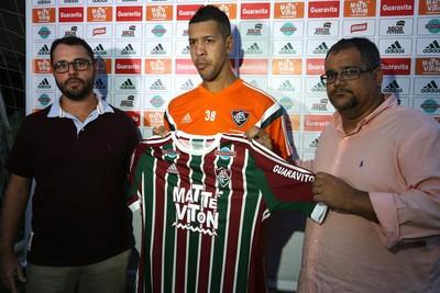 Antônio Carlos (Foto: Nelson Perez/ Fluminense)
