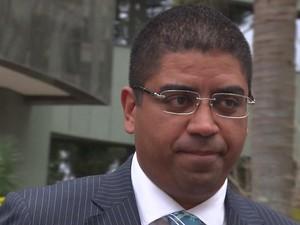 Leonardo Meirelles negocia acordo de delação premiada em Brasília (Foto: Reprodução/RPC)