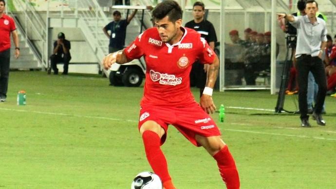 Igor Eloy - atacante do América-RN (Foto: Canindé Pereira/América FC)