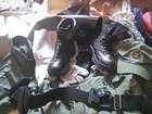 Jovens são presos no PI com carros roubados, máscaras e fardas da PM