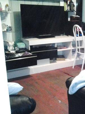 Homem foi morto quando assistia televisão na casa da sogra (Foto: Gustavo Macedo Pimentel/Polícia Civil)