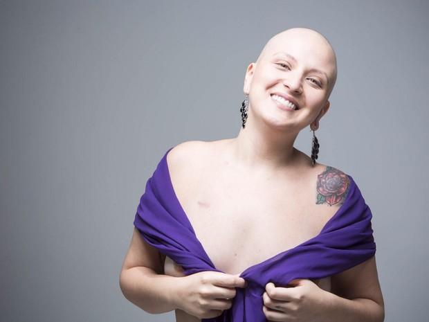 Carol Sanovicz foi a vencedora do concurso Topless in Rio pelo voto popular (Foto: Antonio Brasiliano/ Divulgação Topless in Rio)