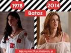 Sandra X Maria Isis: confira os ícones da década de 70 que não saem de moda