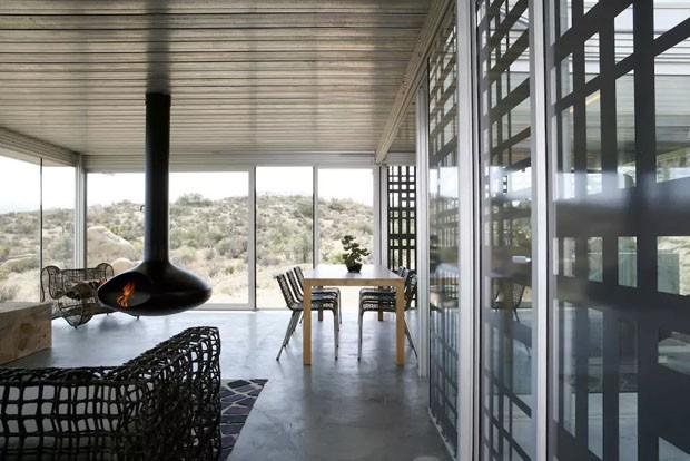 6 casas com arquitetura marcante que você pode alugar nas férias (Foto: Divulgação)