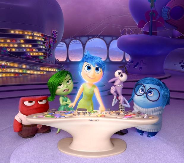 """""""Divertida mente"""", o novo lançamento da Disney•Pixar para 2015 já tem trailer!"""