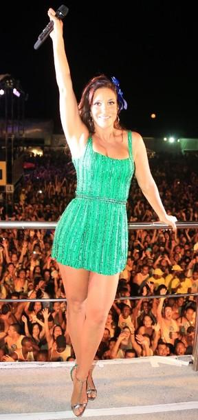 Ivete Sangalo (Foto: Fred Pontes / Foto Rio News)