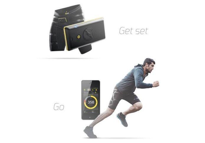 MBody é um calção high tech para ajudar nos exercícios físicos (Foto: Divulgação)