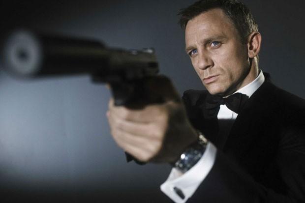 Daniel Craig, o mais recente intérprete do agente 007 nas telonas (Foto: reprodução)