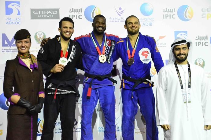 André Júlio World Pro Abu Dhabi (Foto: Mauro Neto/Sejel)
