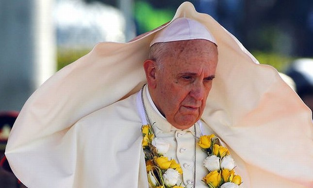 Papa Francisco (Foto: Reuters )